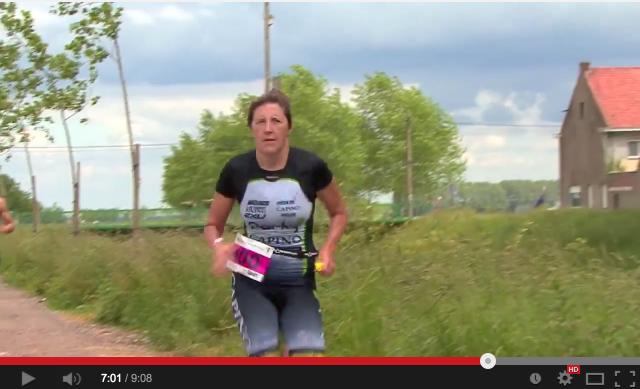 CenCe.TV Boerekreek kwart triatlon   YouTube